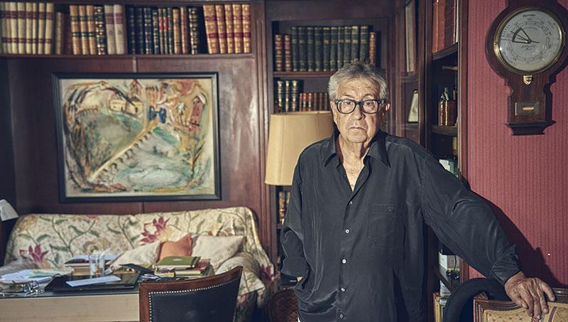 Manuel Martínez-Mediero. Foto: Eduardo Sierra