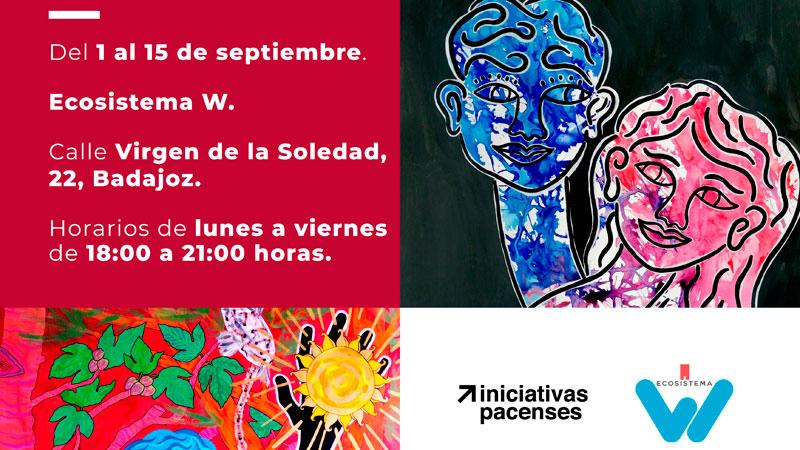 Exposición de Abrahán Brates en Badajoz