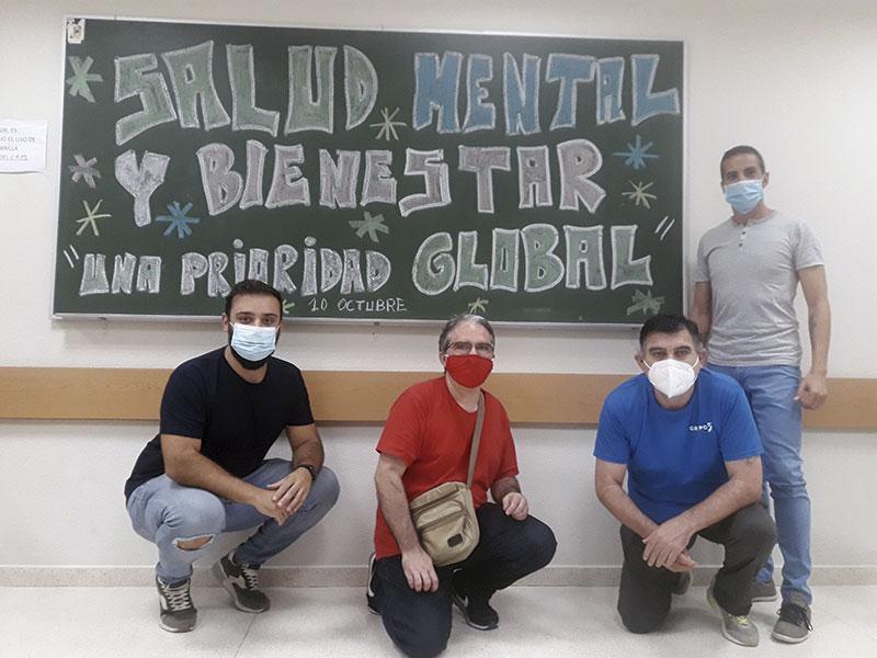 Salud mental. Una prioridad de todos. Foto: Cedida