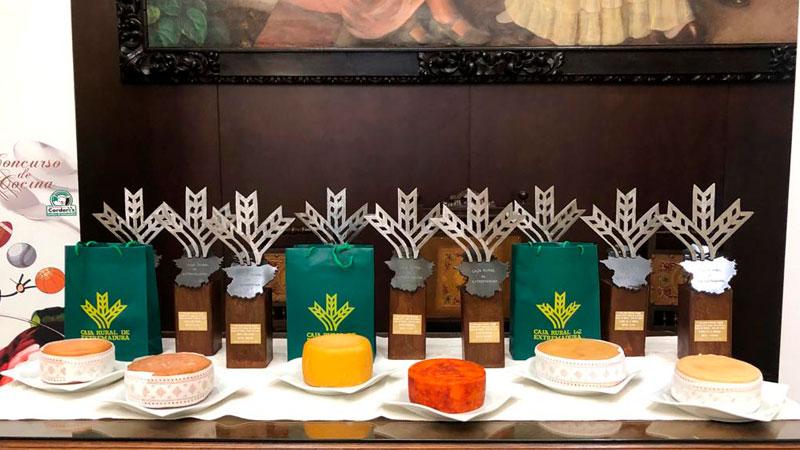 Premios Espiga de quesos con Denominación de Origen Protegida. Foto: Cedida