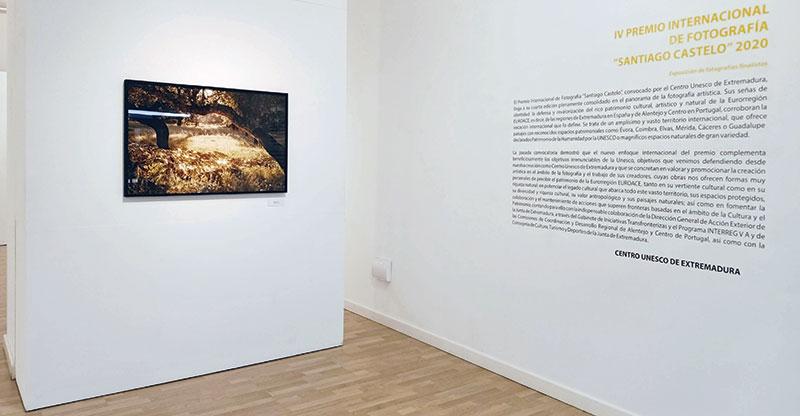Panorámica de la exposición. Foto: Cedida