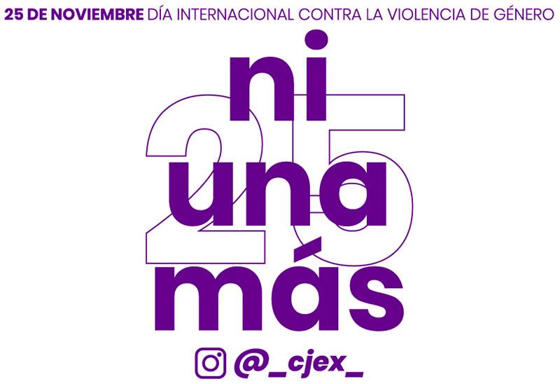 Campaña del Consejo de la Juventud de Extremadura