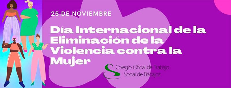 Campaña del Colegio Oficial de Trabajo Social de Badajoz