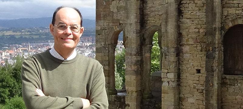 El autor, José Antonio Ramos. Foto: Cedida