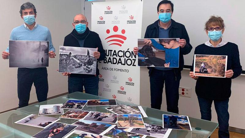 Santiago Linares gana el concurso fotográfico 'Sin barreras'