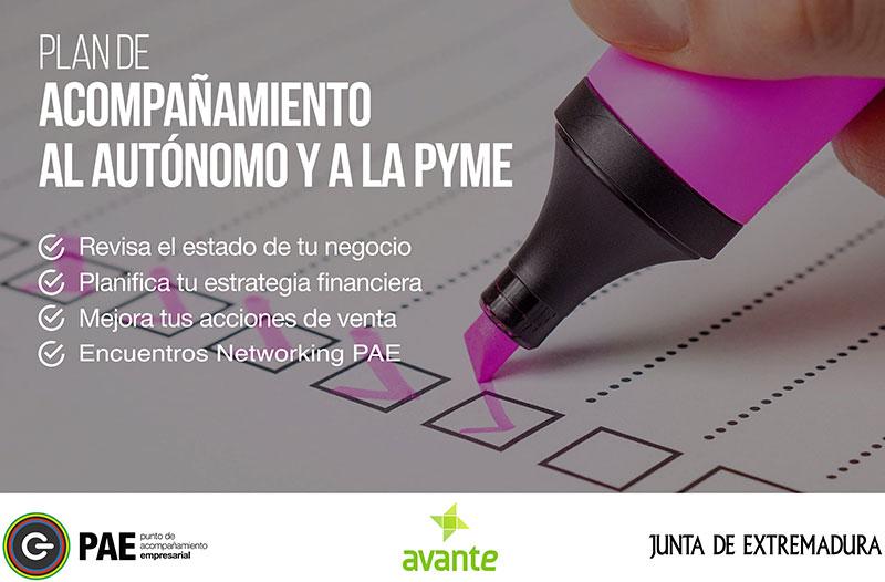 PAE Extremadura