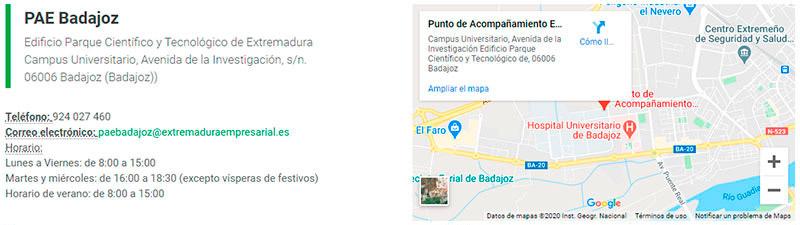 PAE Badajoz