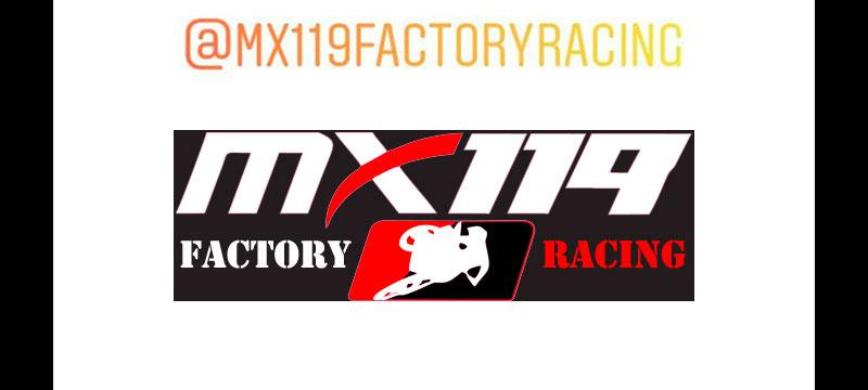 MX119 Factory Racing