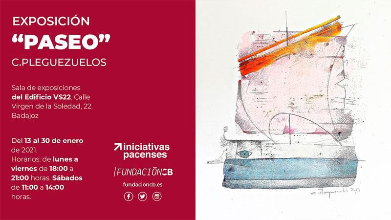 Exposición de Carlos Pleguezuelos en Badajoz