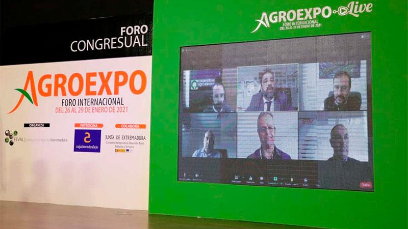 Foro sobre la importancia de la innovación en el sector agroalimentario. Foto: Cedida
