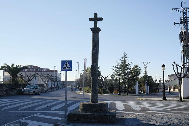 Cruz de la Vega. Foto: Cedida