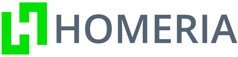 Logo de Homeria