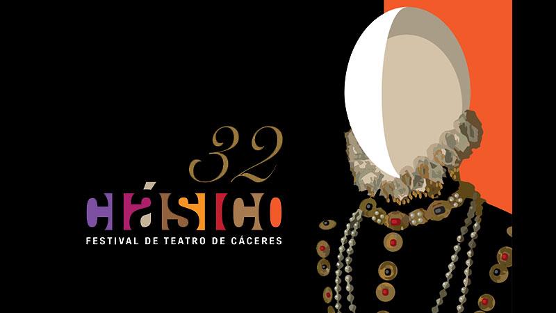 Javier Remedios diseña el cartel del Festival de Teatro Clásico de Cáceres