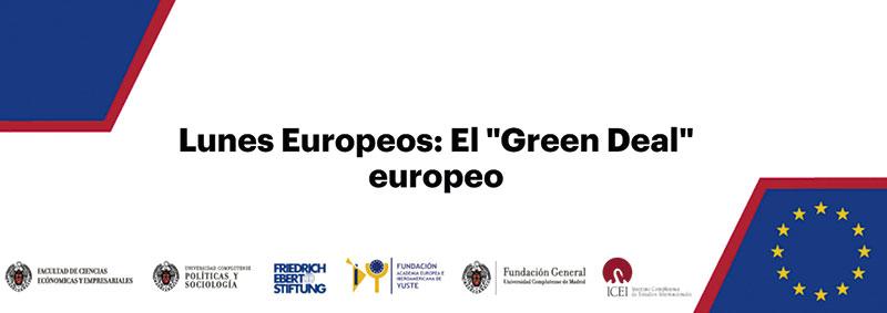 Ciclo de seminarios 'Lunes europeos: conversatorios sobre el futuro de la UE'