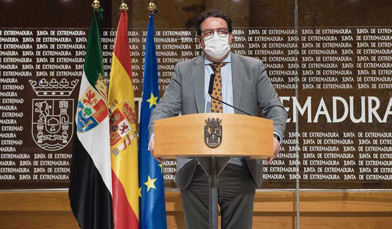 Fundesalud desarrollará programas de formación de investigación en Ciencias de la Salud. Foto: Junta de Extremadura