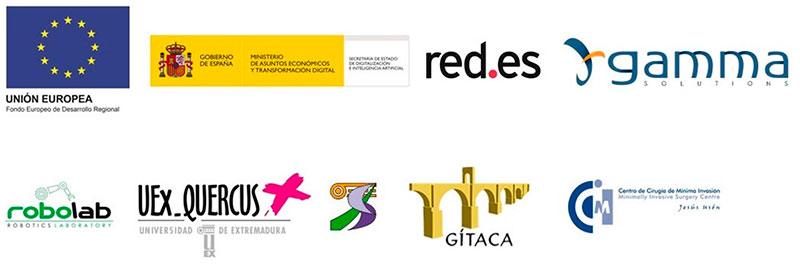 Patrocinadores y colaboradores del proyecto