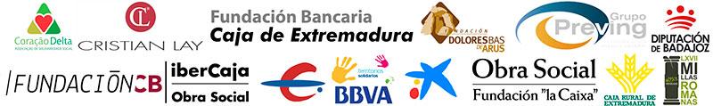 Patrocinadores de TheraCenter Extremadura