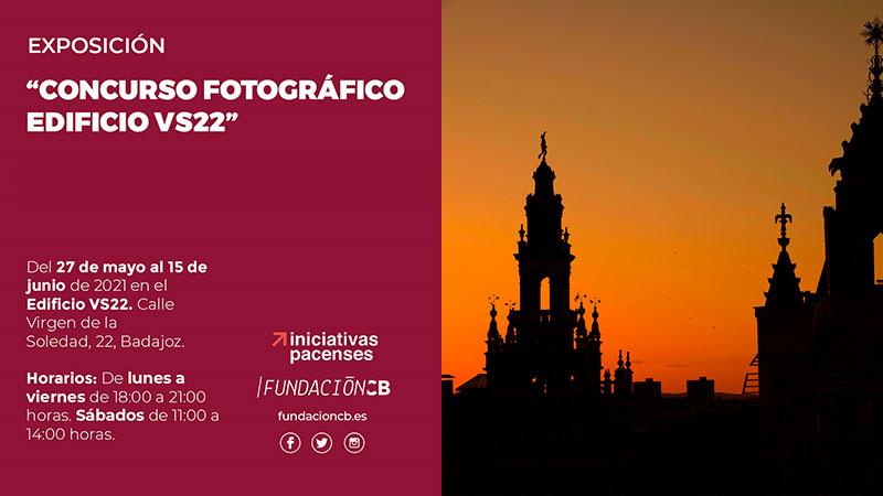Exposición del Concurso Fotográfico Edificio VS22 en Badajoz