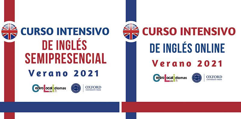 Curso de verano intensivo semipresencial de inglés para certificar B1 y B2