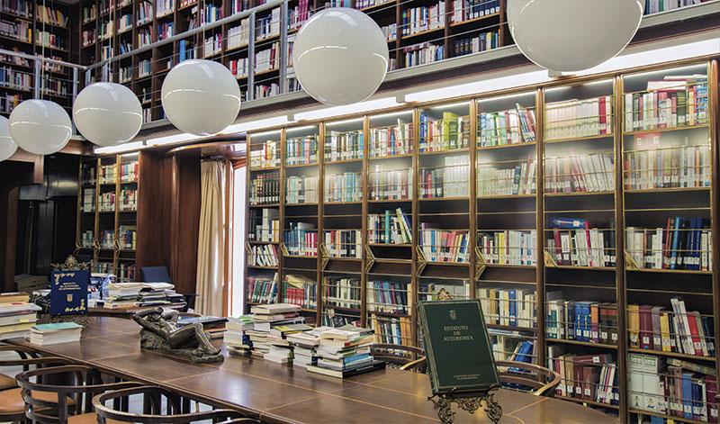 La Biblioteca de la Asamblea se suma a la conmemoración del Día del Libro. Foto: Cedida