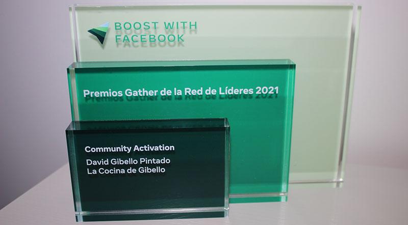 Premio 'Facebook Gather 2021'. Foto: Cedida