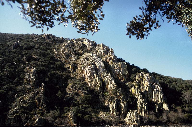 Reserva de la Biosfera de Monfragüe. Foto: Diputación de Cáceres