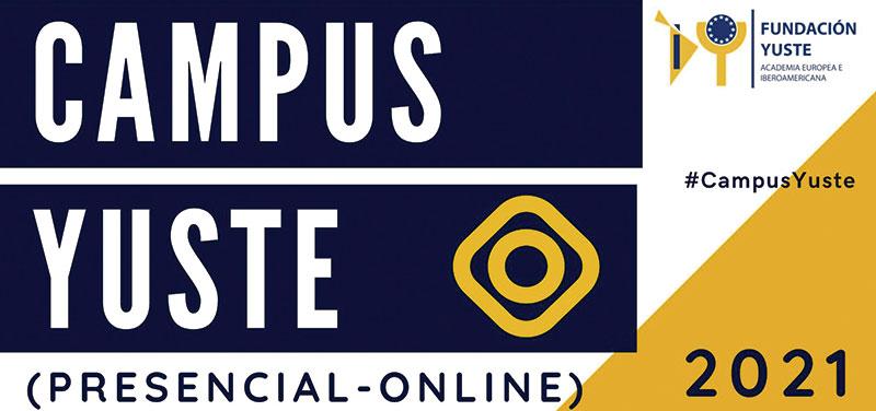 Continúa abierto el plazo de inscripción para los cursos del Campus Yuste