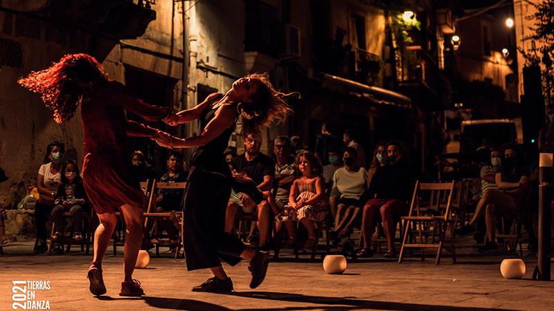 'Tierras de danza'. Foto: Cedida