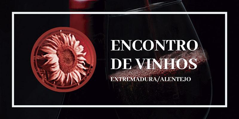 XVI Encuentro de vinos Extremadura-Alentejo. 30 de septiembre